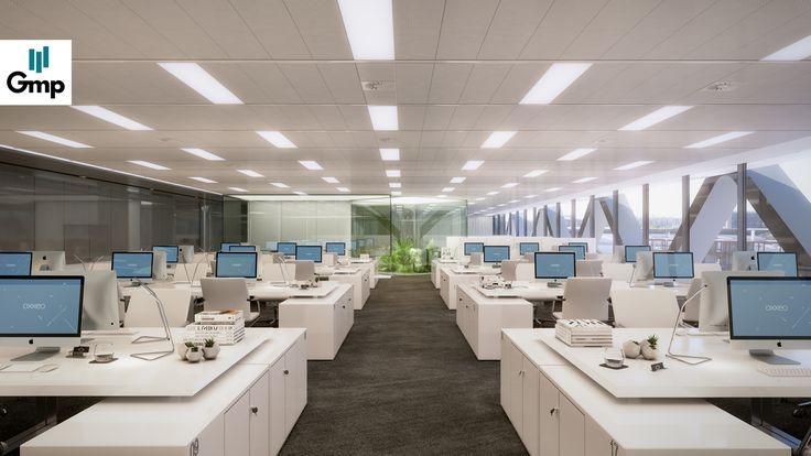 Cuenta con la pre-certificación LEED Platino en la categoría Core & Shell. La máxima distinción posible otorgada por el US Green Building Council (USGBC)  #diseño #diseño integral #madrid #oficinas #alquilerdeoficinas #grupogmp #arquitectura #business #edificio
