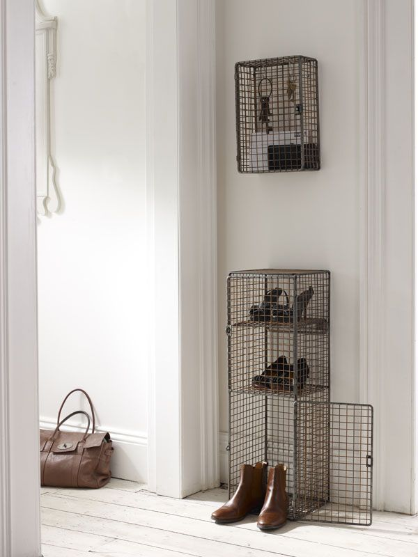 Objects of Design #94: Wire Mesh Storage – Mad About The House
