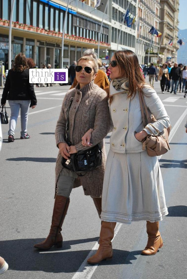 America's Cup #streetstyle - classic never die