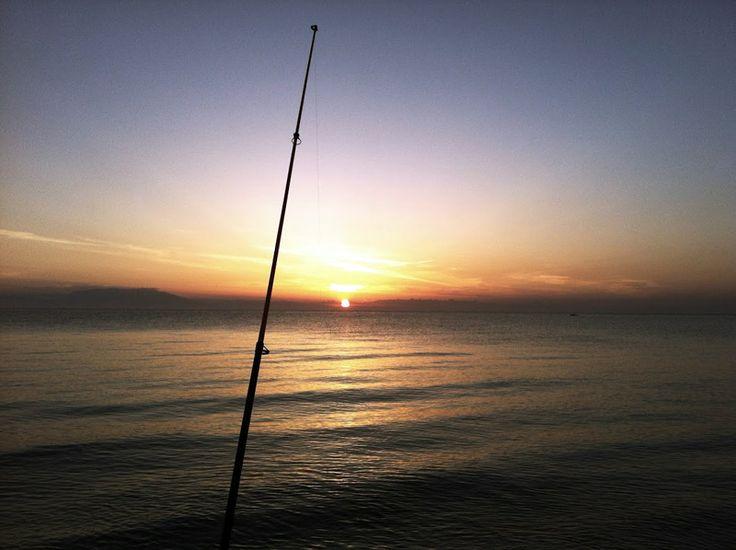 #Fishing moments #Halkidiki  http://gohalkidiki.com/  #greeksummer
