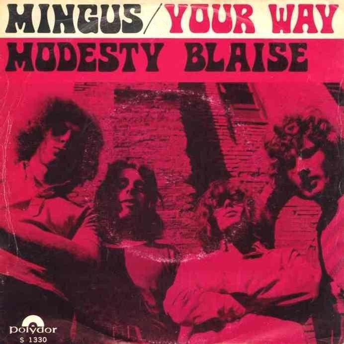 Modesty Blaise - Noord Holland