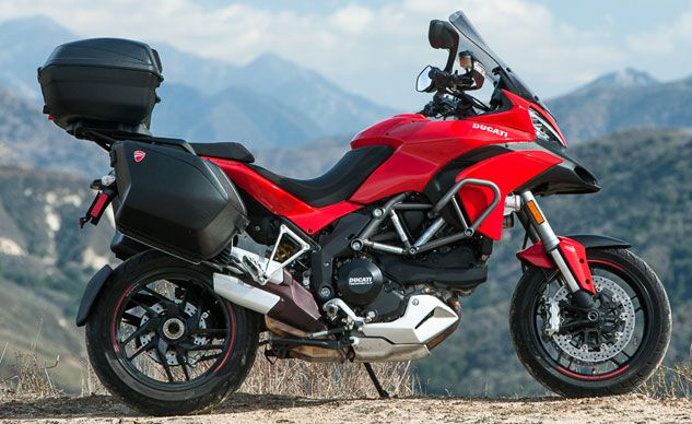 2014 Ducati Multistrada Granturismo - repined by http://www.motorcyclehouse.com/ #MotorcycleHouse