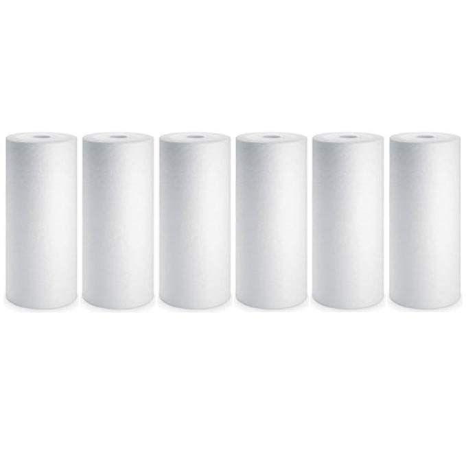 Omnifilter Rs16 Pentek Dgd 2501 1 Micron Whole House Sediment Filter 6 Pack Review Water Filter Whole House Water Filter Water Filter Cartridge