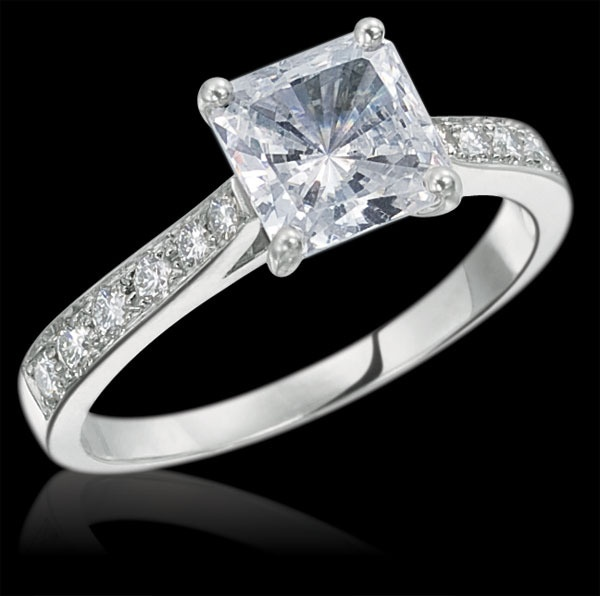 25 Best Ideas About Cinderella Engagement Rings On Pinterest