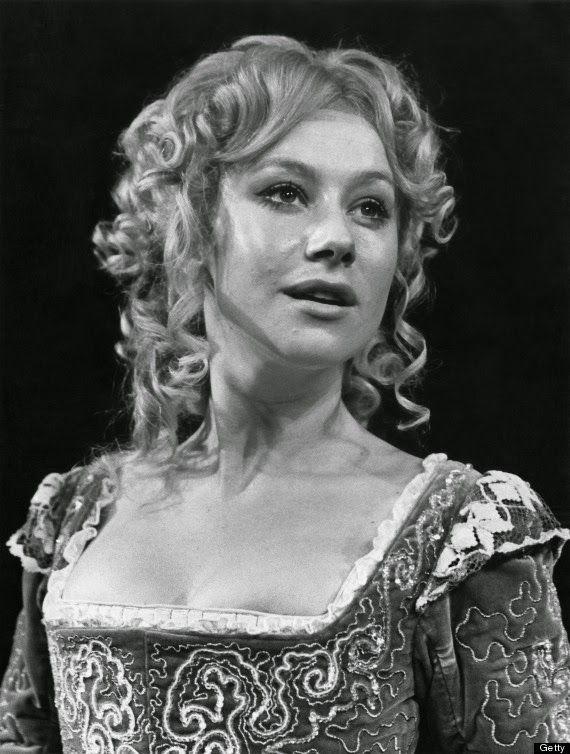 Helen Mirren as Cressida  (RSC) IN  Shakespeare' TROILUS & CRESSIDA
