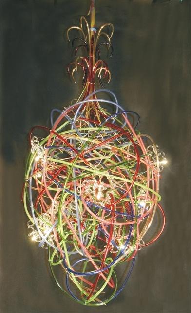 1000 Ideas About Glass Chandelier On Pinterest