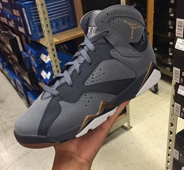 """Air Jordan 7 Retro GS """"Blue Dusk"""" Release Date - Air 23"""