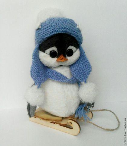 Пингвиненок Дин