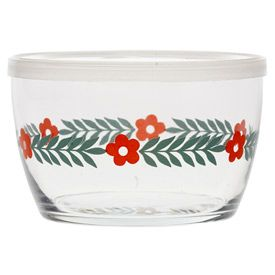I take my lunches to work in these, they have fun patterns and extra lids can be purchased.