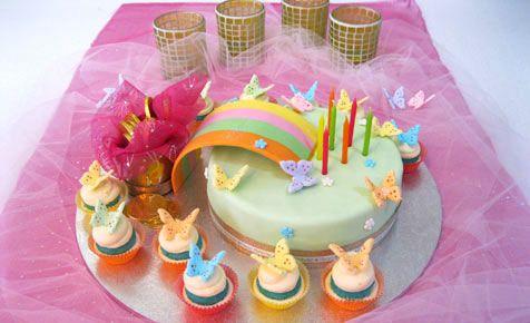 Birthday Cake | Birthday Cakes For Girls | Pretty In Pink Cake