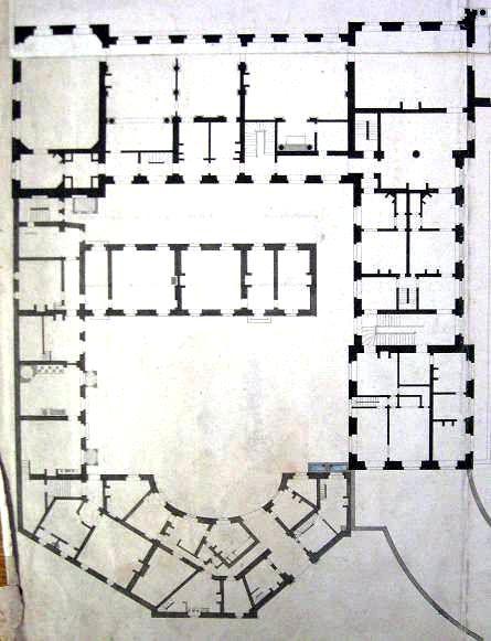 Les 179 meilleures images du tableau versailles le grand for Trianon plan salle