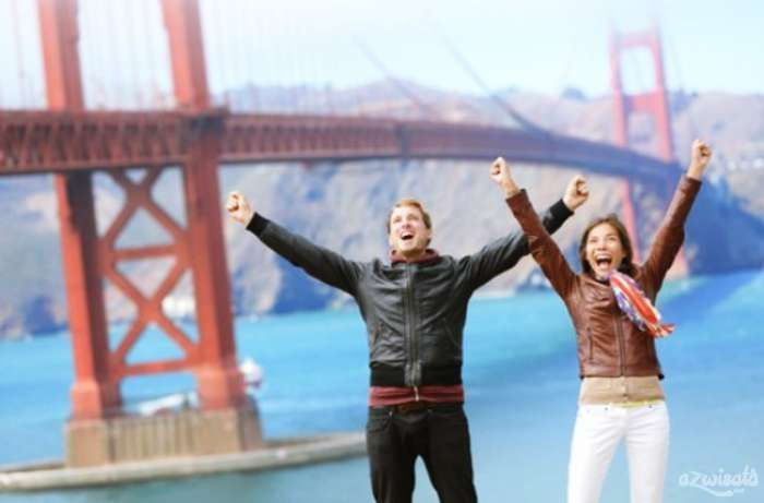 San Fransisco Tempat Bulan Madu Paling Romantis