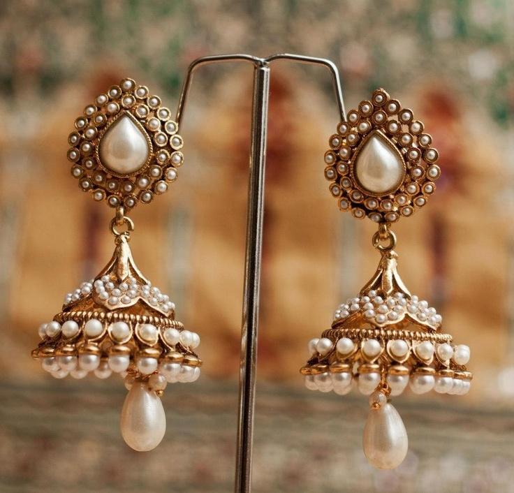 Beautiful Zumka / Hanging earrings