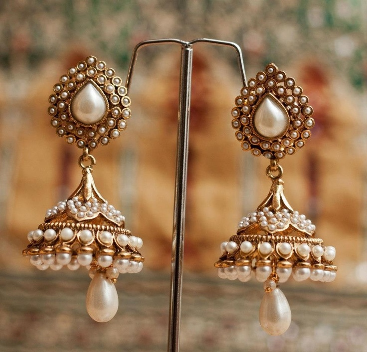 Beautiful Zumka / Hanging earrings