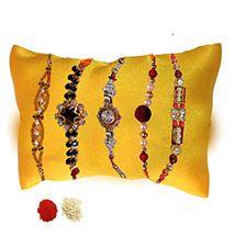 Designer Rakhi Online – Send Designer Rakhi to India, | Apkedwar