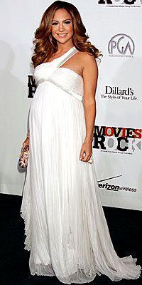 Jennifer Lopez's Maternity Style - December 4 from #InStyle