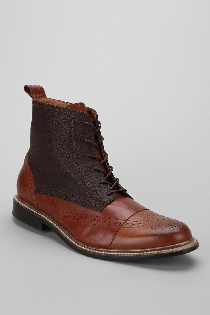 JD Fisk Nicholson Boot
