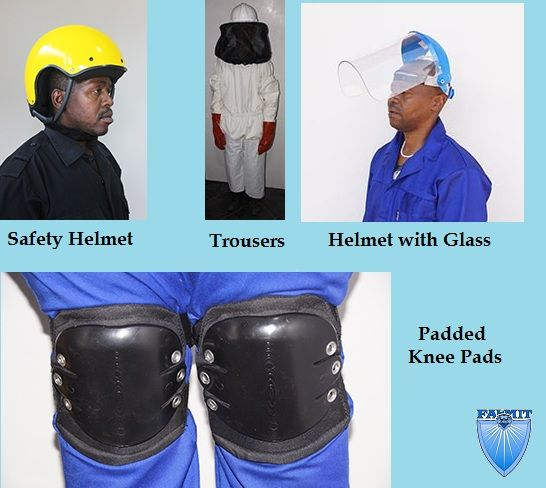 What do you need for your Safety Workers? We have an extensive range of Safety Products including Helmets, Trousers, Shoes, Safety Belts, Buggy Whips, Spine Boards and much more. Have a detailed visit at our site https://www.falmit.co.za/product-category/beekeeping-protective-clothing/ before ordering any product.