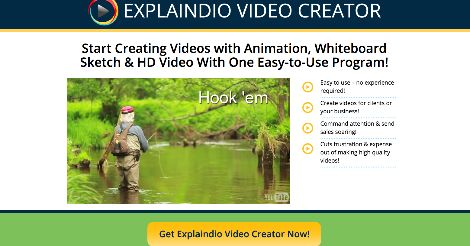 Introducing Explaindio Video Creator – Now Anyone, No Matter How Inexperienced, Can Now Create Attention-Grabbing, Professional-Quality Videos!