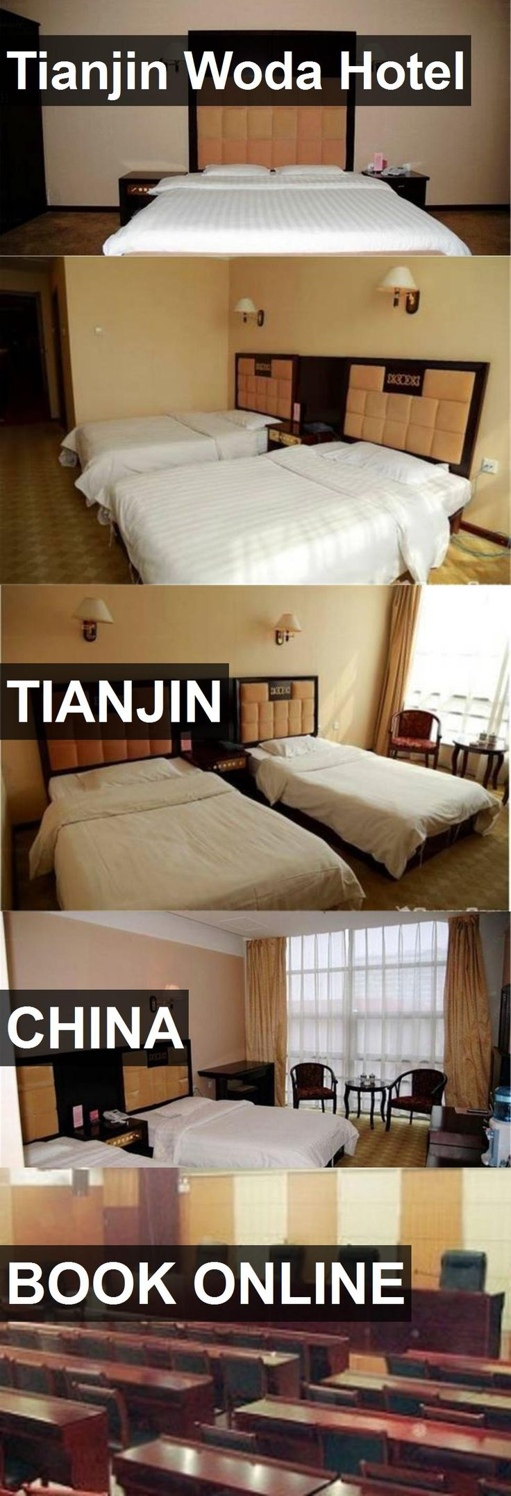 Hotel Tianjin Woda Hotel in Tianjin, China. For more information, photos, reviews and best prices please follow the link. #China #Tianjin #hotel #travel #vacation