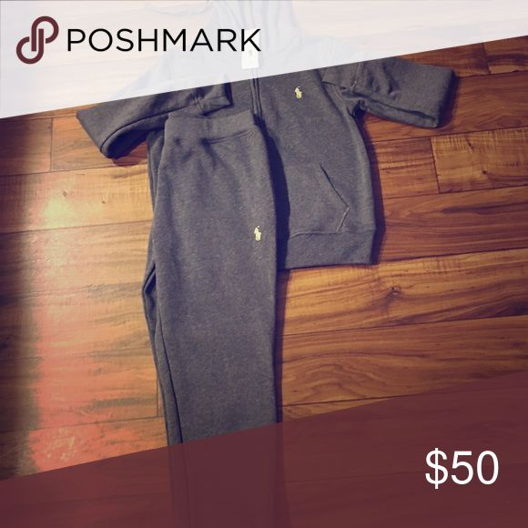 Woman's Polo Jogging Suit Woman's Polo Jogging Suit Polo by Ralph Lauren Other