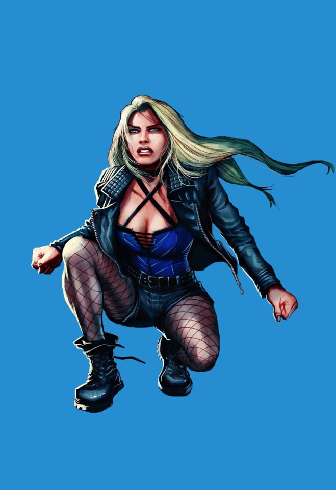 Don't make her cry- Black Canary
