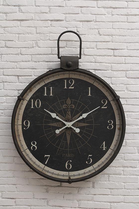 compass wall clock decorative wall clocks large wall on wall clocks id=98833