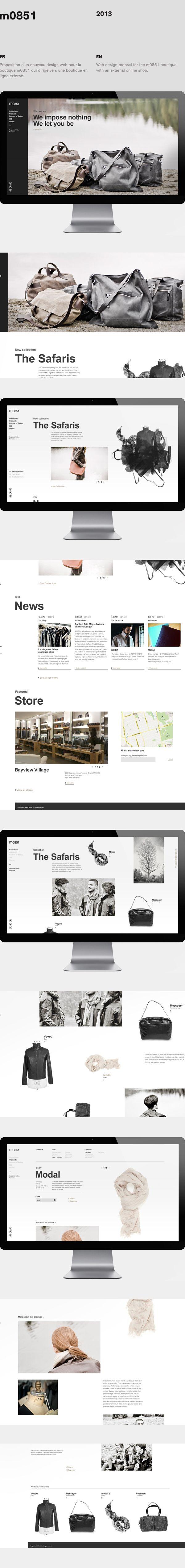 m0851 - webdesign | Design: UI/UX. Apps. Websites | Tommy V. Mathieu |
