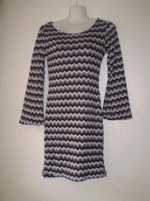Missoni. inspired Mini Dress.  $60 usd.