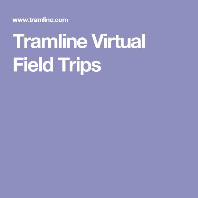Tramline Virtual Field Trips