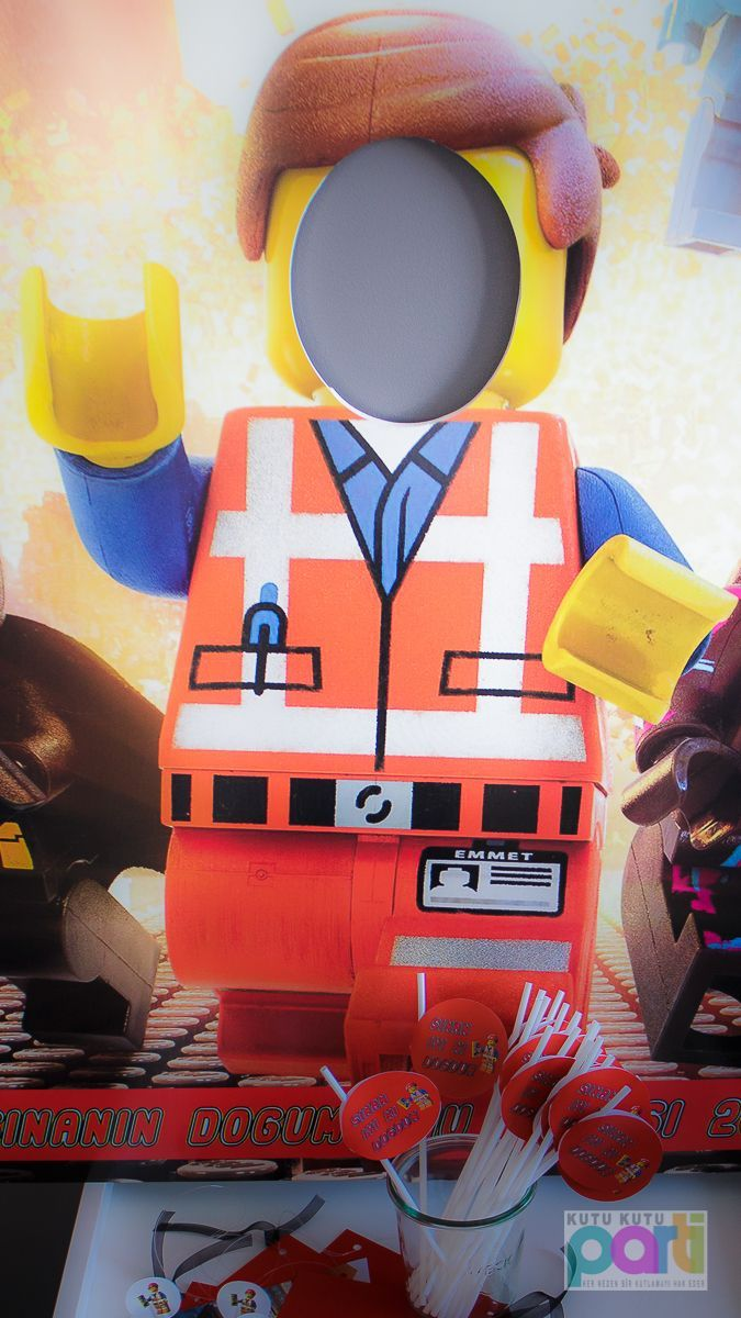 72 best Eves lego movie party images on Pinterest Lego movie