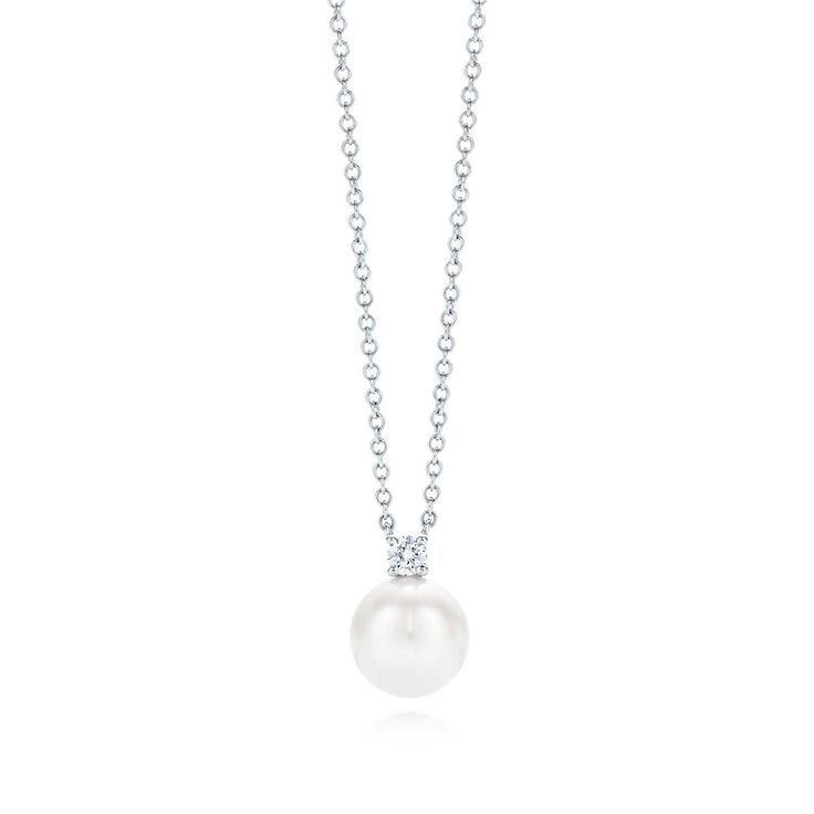 Tiffany Signature™:Pearl Pendant