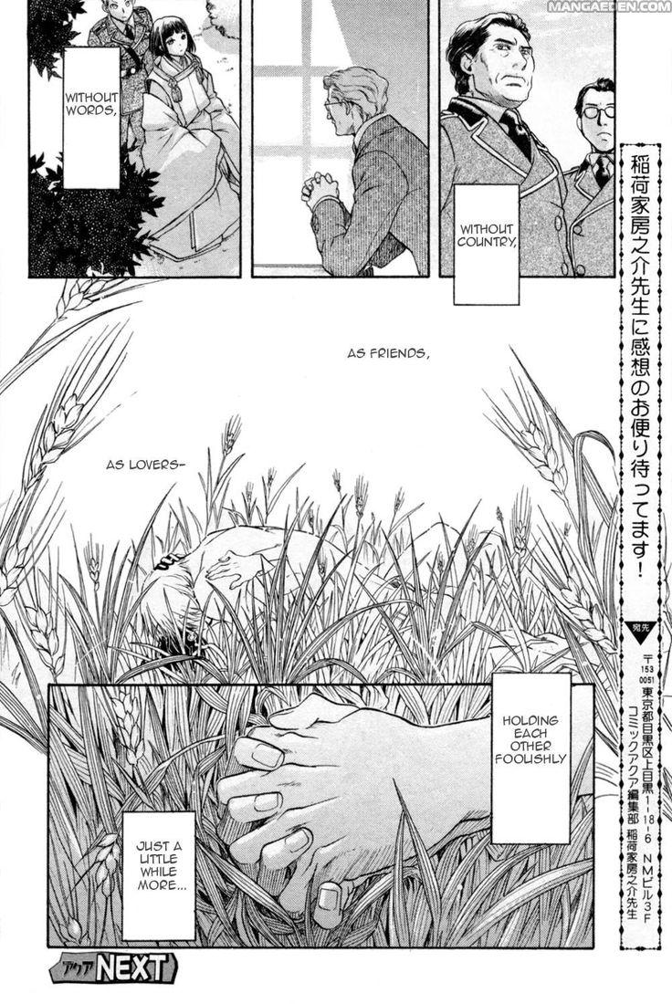 Manga Maiden Rose - Chapter 21 - Page 25