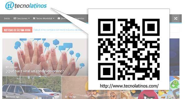 Todo lo que necesitas saber sobre los códigos #QR junto a las #aplicaciones para leerlo en un solo artículo de #Tecnolatinos http://www.tecnolatinos.com/codigo-qr/