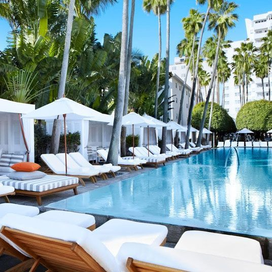 The Delano Hotel — South Beach Hotels & Miami Luxury Hotel, Best Deals #Beachhotels