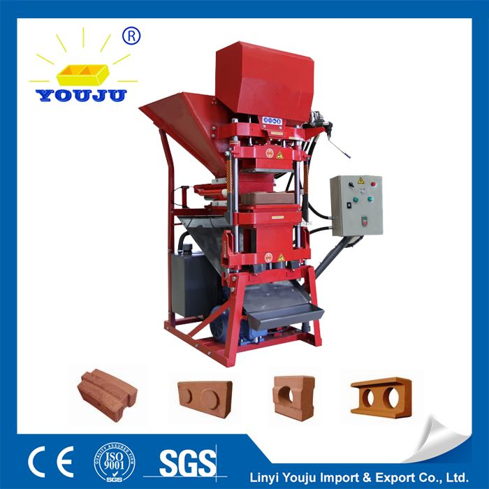automatic clay block machine