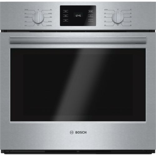 500 Series 30  Inch 4.6 Cu. Ft. Single Wall Oven with European Convection - Stainless Steel