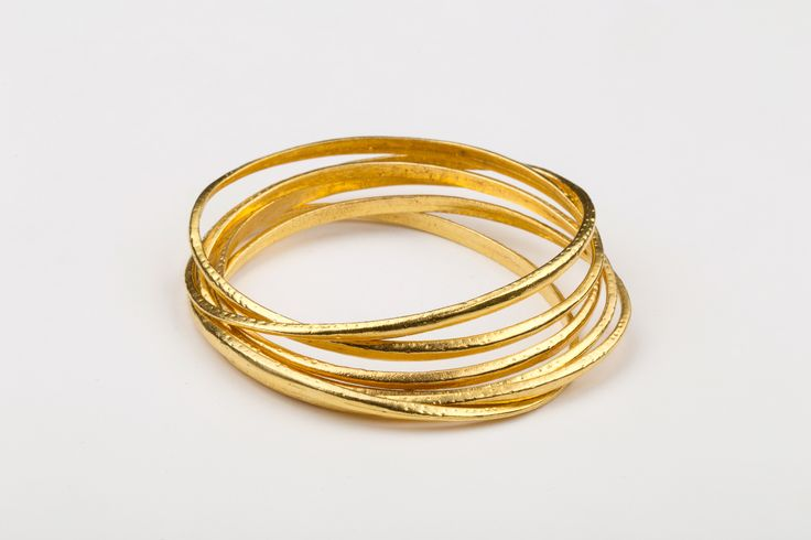 Simple Truth Bracelets - Gold plated