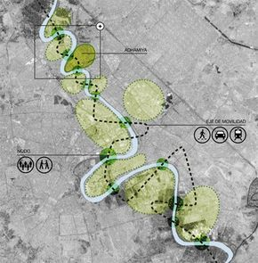 AV62 Arquitectos   Planificación Urbana   Proyecto para revitalizar y desarrollar el Distrito de Adhamiya en Bagdad, Irak