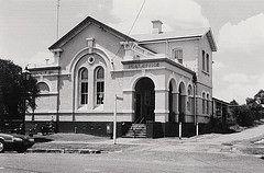 Post Office, Swan Street, Morpeth, N.S.W. (maitland.city library)