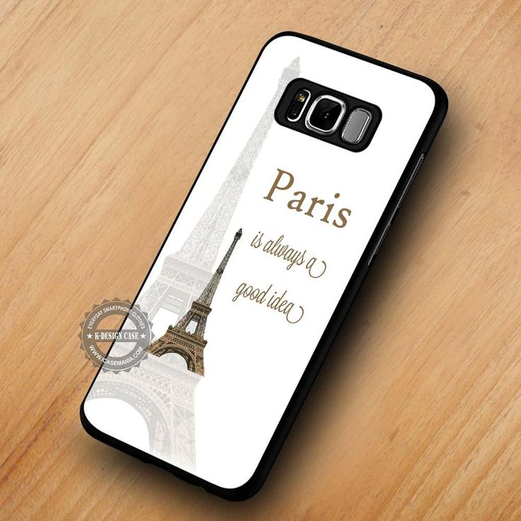 Paris is Always A Good Idea qQote Eiffel Tower - Samsung Galaxy S8 S7 S6 Note 8 Cases & Covers #quote #paris #eiffeltower #phonecase #phonecover #samsungcase #samsunggalaxycase #SamsungNoteCase #SamsungEdgeCase #SamsungS4RegularCase #SamsungS5Case #SamsungS6Case #SamsungS6EdgeCase #SamsungS6EdgePlusCase #SamsungS7Case #SamsungS7EdgeCase #samsunggalaxys8case #samsunggalaxynote8case #samsunggalaxys8plus