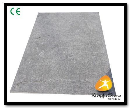 Flamed Blue Stone Pavers Panel, the supplier is Xiamen Kungfu Stone Ltd