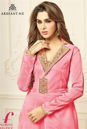 848e9c00f9 Arihant Nx Silky Touch   designer kurti & dhoti   Kurti, Wedding wear, Silk  satin
