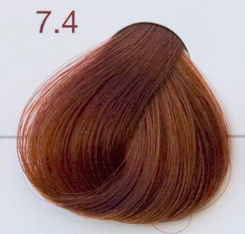 Farba do włosów miedziany blond