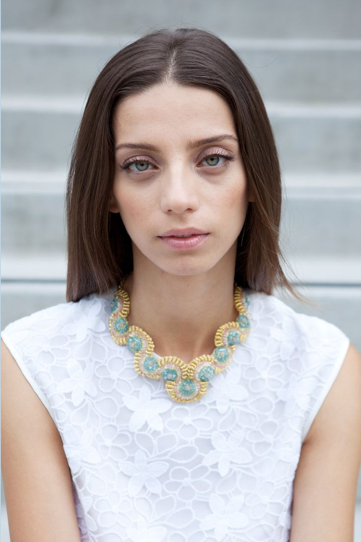 """In Hollywood, bright young things come a dime a dozen — but when it comes to true talent, the playing field shrinks to a playground. Up-and-comer Angela Sarafyan is definitely one of the rare standouts.  From playing """"Tia"""" in The Twilight Saga: Breaking Dawn - Part 2 to her upcoming role as"""