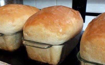 4 MOM Recipes |   Honey Buttermilk Bread Recipe
