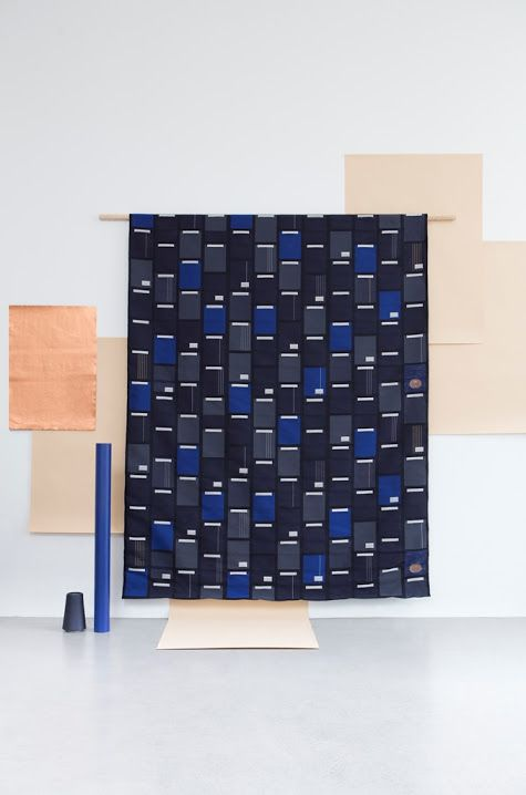 Mae Engelgeer, Archive as fabric | fabric as archive (2015)