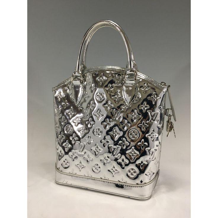 Louis #vuitton Monogram Miroir Monogram Lock It MiloireM95449  Beauty Products Women's Handbag