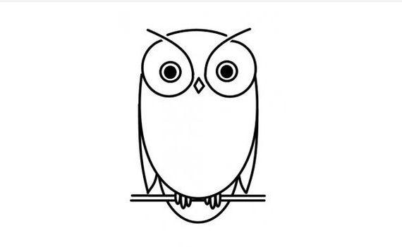 Simple Minimalist Owl Tattoo: 21 Best MTD Images On Pinterest