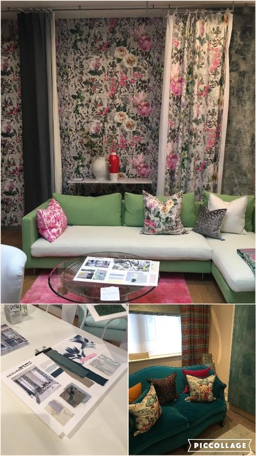 Gathering more inspiration for 2017/18 at Designers Guild! #inspiration #DesignersGuild www.designersguild.com